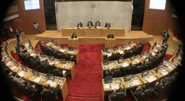 Alperovich abrió un nuevo període sesiones legislativas.